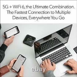 NETGEAR Nighthawk M5 Mobile 5G Router with SIM Slot Unlocked (MR5200)