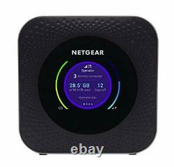NETGEAR Nighthawk MR1100 Mobile Hotspot 4G Router, Mifi, Portable Wi-Fi for