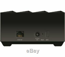 NETGEAR Nighthawk Mesh MK62 Whole Home WiFi System Twin Pack Currys