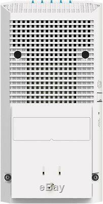 NETGEAR Nighthawk Mesh X4S Wall-Plug Tri-Band WiFi Mesh Extender (EX7500) NEW