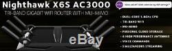 NETGEAR Nighthawk R7900P-100NAS X6S AC3000 MU-MIMO WiFi Router, SHIP FROM STORE