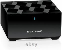 NETGEAR Nighthawk Whole Home Mesh WiFi 6 Add-on Satellite (MS60)