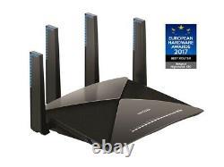 NETGEAR Nighthawk X10 R9000-100JPS AD7200 Tri-Band Wi-Fi Wireless LAN Router DHL