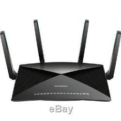 NETGEAR Nighthawk X10 Smart WiFi Router (R9000) AD7200 Wireless Speed