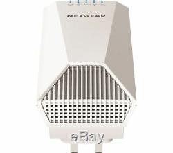NETGEAR Nighthawk X4S EX7500-100UKS WiFi Range Extender AC 2200, Tri-band Cu