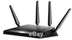 NETGEAR Nighthawk X4S Smart WiFi Router R7800 AC2600 AC Gigabit NEW