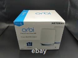 NETGEAR Orbi AX4200 RBK752 Tri-Band Mesh Wi-Fi 6 System (2-pack)
