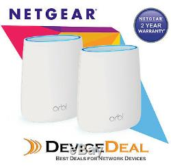 NETGEAR Orbi RBK20 Whole Home AC2200 Tri-band WiFi System Netgear Warranty