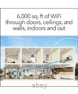 NETGEAR Orbi RBK853 Whole Home Wifi 6 System