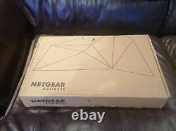 NETGEAR ProfSafe M4300-8x8F (XSM4316S) 8 Port 10G Fiber L3 Switch
