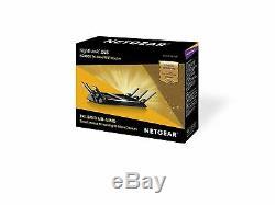 NETGEAR R8000P-100EUS Nighthawk X6S Tri-Band AC4000 4.0 Gbps Smart Wi-Fi Router
