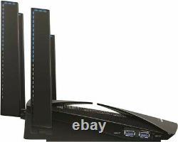 NETGEAR R9000-100JPS (R9000) Smart WiFi Router Nighthawk X10 AD7200 From Japan