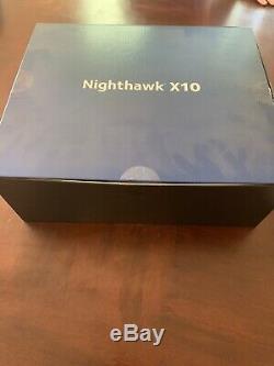NETGEAR R9000 Nighthawk X10 AD7200 Quad-Stream Smart Wireless Router NEWOpen Box