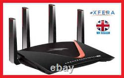 NETGEAR XR700-100EUS Nighthawk Pro Gaming Wi-Fi Router (AD7200 Mbps)