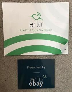 NEW Arlo Pro 2 Wireless Home Security Camera System, 3 Cameras VSC3000C 237