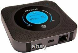 NEW IN BOX UNLOCKED NETGEAR Nighthawk M1 MR1100 Wi-Fi Hotspot Modem AT&T 4G LTE