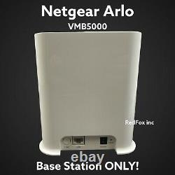 NEW NETGEAR Arlo Ultra VMB5000 Smart Hub Base Station Only