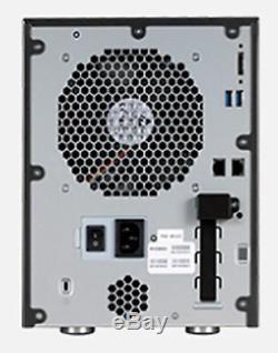 NEW NETGEAR RN526X00-100NES ReadyNAS RN526X SAN/NAS 4GB Diskless RN526X00