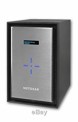 NEW NETGEAR RN528X00-100NES ReadyNAS RN528X 8 Bay Diskless SAN/NAS RN528X00