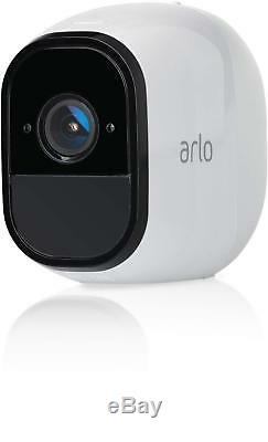 NEW Netgear Arlo Pro 2 Indoor/Outdoor Wire-Free HD 3-Camera Security System