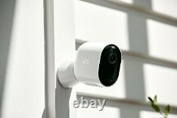 NEW Netgear Arlo Pro 3 Smart Security System Wirefree 2K QHD Camera In/Outdoor