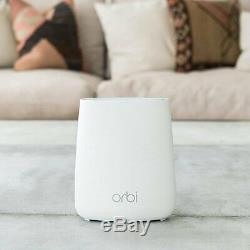 NEW Netgear Orbi High Performance RBK53 AC3000 Triband Whole Home WiFi 3PK White