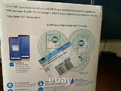 NEW, SEALED Netgear Orbi AC1200 Whole Home Mesh Wi-Fi System (4-Pack)
