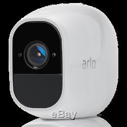 NIB Netgear Arlo Pro 2 Wireless, Weather Resistant Add On Security Camera