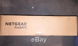 NIBLatest Model Netgear ProSafe GS752TPv2 POE Ethernet Switch GS752TP-200NAS