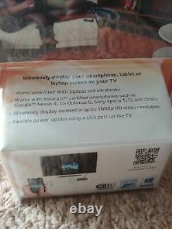 NetGear Push2TV Digital HD Media Streamer 1080p Brand New in Package