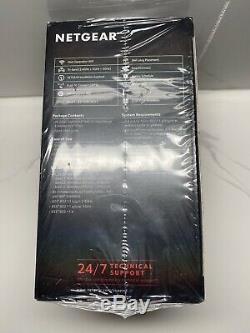 Netgear AC2200 Tri Band Nighthawk X4S Mesh WiFi Range Extender (EX7500-100NAS)