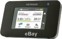 Netgear AC790-100EUS Aircard 790 Mobile Hotspot 4G LTE Router