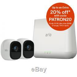 Netgear Arlo Pro 2 Twin Camera System