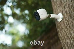 Netgear Arlo Pro Indoor/Outdoor HD Security Camera System 3 Camera AVM-4000C NEW