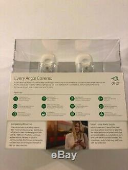 Netgear Arlo Pro Rechargeable Wire-Free HD Security Camera System VMS4230-100N