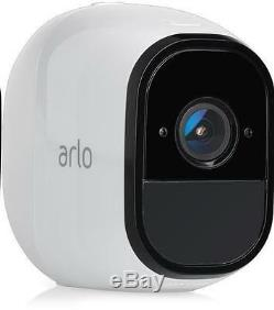 Netgear Arlo Pro Smart Security System with 4 Cameras (VMS4430) 100% Wire-Free