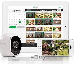 Netgear Arlo Smart Home Security Camera System (vms3430-100eus)