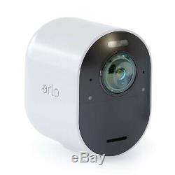 Netgear Arlo Ultra 4K UHD Security System VMS5240 2 Cameras