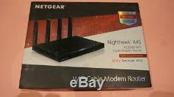 Netgear C7800-200nas Nighthawk X4s Cable Modem Routers
