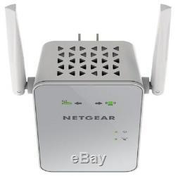Netgear EX6150 Dual Band Wireless Range Extender WiFi Booster AC1200 1200Mbps