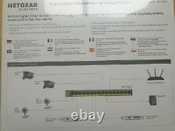 Netgear GS116LP-100EUS 16 Port Unmanaged Gigabit Switch With PoE
