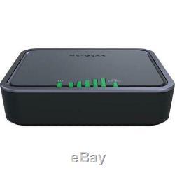 Netgear LB2120 4G LTE Modem with Dual Ethernet Ports LB2120-100UKS