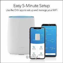 Netgear LBR20 Orbi Mesh Tri Band Wifi Wireless Modem Router 4G LTE Mobile SIM