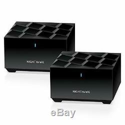 Netgear MK62-100NAS Nighthawk Mesh Wifi 6 System (mk62100nas)