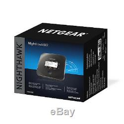 Netgear MR2100-100EUS Nighthawk M2 Mobile Hotspot R. M2 Mobile Router 2Gbps