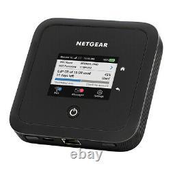 Netgear MR5200 Nighthawk M5 5G WLAN WiFi 6 Mobile Router (MR5200-100EUS)