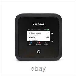 Netgear MR5200 Nighthawk M5 Portable Dual-Band WiFi 6 4G/5G Router