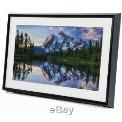 Netgear Meural Leonora Digital Art Canvas 27 HD Display Black withBonus