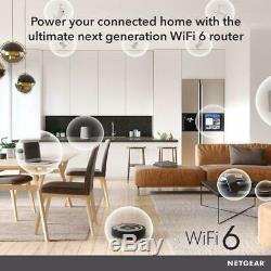 Netgear Nighthawk Ax12 Wifi 6 Next-Gen Router, Ax6000 Up To 6 Gbps Ideal For L