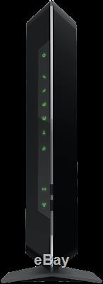 Netgear Nighthawk Dual Band AC 1900 Cable Modem Gigabit WiFi Router
